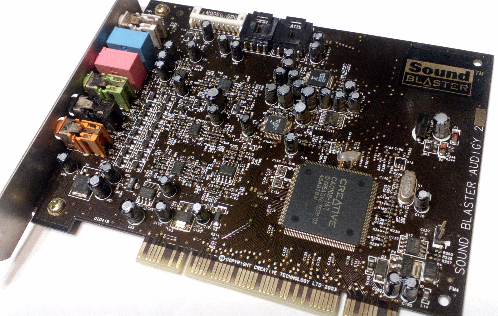 creative audigy 2 sound card driver download