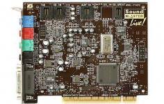 CT4670 Sound Blaster Live! Value