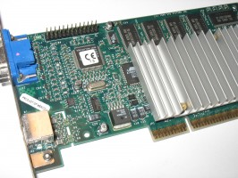 3dfx Voodoo3 3000 16Mb TV-Out AGP
